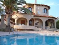 4 bedroom Villa in Calpe, Costa Blanca, Spain : ref 2209628