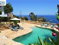 4 bedroom Villa in Javea, Costa Blanca, Javea, Spain : ref 2302291