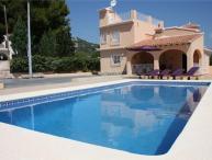 5 bedroom Villa in Calpe, Costa Blanca, Spain : ref 2210434