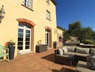 Poet Gulf Villa Villa in Liguria, Italian villa rental, Villa in Maggiano, Maggiano Italy