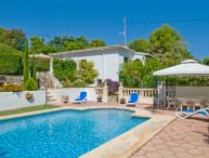 VILLA KATHARINA TOO in Javea 3 bedroom air conditioned villa close to beach