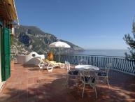 4 bedroom Villa in Positano, Amalfi Coast, Campania, Italy : ref 2018031