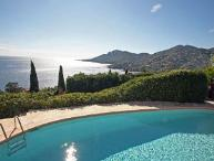 4 bedroom Villa in Theoule-sur-Mer, Cote D Azur, France : ref 2000037