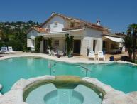 6 bedroom Villa in Mougins, Cote D Azur, France : ref 2226374