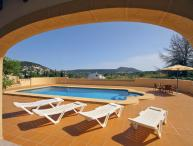 Spanish Villa Rental on the Costa Blanca - Casa Moraira
