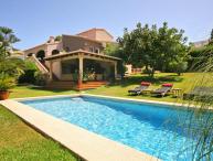 6 bedroom Villa in Javea, Alicante, Costa Blanca, Spain : ref 2127131