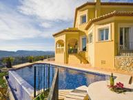 4 bedroom Villa in Javea, Alicante, Costa Blanca, Spain : ref 2127095