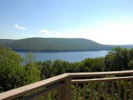 Stunning & Unique 4 Bedroom Mountain Home w/ Breathtaking Lake Views!