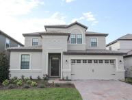 Stylish Championsgate luxury villa has a Games room- Private pool- Spa- 7 beautiful bedrooms