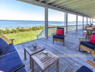 REESW - Magnificent West Chop  Waterfront Home , A/C, Wifi