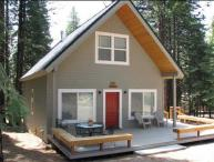 Needels - Country Club Cabin, Sleeps 8, Near Clifford Gate