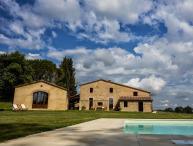 6 bedroom Villa in Buonconvento, Crete Senesi, Tuscany, Italy : ref 2294128