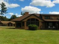 Golf and Ski Vacation Rental close to Loon and Cannon Ski Resorts with indoor pool next door!