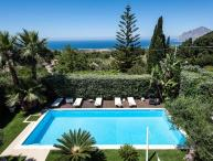 Villa Orange Villa Orange with private pool in Sicily near Trapani for short ter