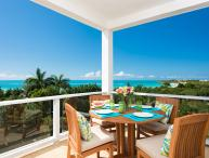 Unobstructed ocean views and only 30 steps to the beach!