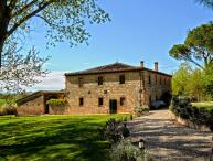 5 bedroom Villa in Monteroni d Arbia, Siena and surroundings, Tuscany, Italy : ref 2294052