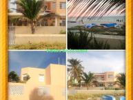Waterfront home near Malecon area WiFi, Satellite TV & pool