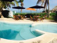 Aqua-New 4 bedroom Villa on Playa Norte