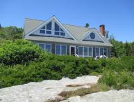 152 LOOP ROAD | GEORGETOWN, MAINE | INDIAN POINT | CONTEMPORARY RETREAT | BEACH ACCESS