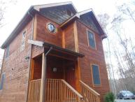 2BR Cabin on Beech Mountain, Close to Ski Slopes, Lots of Wood, Hiking, Stone Fireplace, Flat Screen TV, Granite, Steel