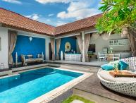 Tropical-designed villa Sea in the BEST location!