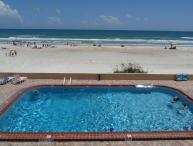 REAL Direct Oceanfront 2nd Floor Unit w/ Spectacular Balcony View - Dog Friendly