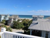 High Tide -  Upper level ocean view duplex for your perfect vacation getaway