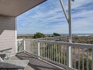 Wrightsville Dunes 1A-G - Oceanfront condo with community pool, tennis, beach