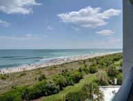 Station One - 4F Mills - Oceanfront condo with community pool, tennis, beach