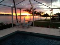 ANTIGUA ST. 410 WATCH THE DOLPHINS! LUXURY HOME WITH LARGE POOL AND WIDE WATER V