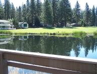 #56 PONDEROSA On the Pond! $125.00-$160.00 BASED ON DATES AND NUMBER OF NIGHTS