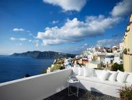 Blue Villas |The Captain's Mansion | Mansion ,Oia