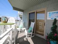 Summer Place A1 - Perfectly beachy first floor one bedroom ocean view condo.