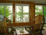 Loons Nest: Charming Northwoods Cabin with Great View on White Iron Lake