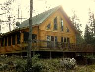 Bear Island Retreat: Great Northwoods Cabin with Modern Conveniences and End of the Road Privacy!