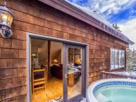 Cool Ridge Town Home at Summerwood - Private hot tub with amazing mountain views!