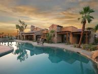 Coachella Valley Estate with Infinity Pool