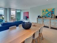Lighter Quay North One Bedroom Apartment Viaduct Harbour Auckland.