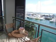 Waterfront Two Bedroom Serviced Apartment in the Heart of the Viaduct Area, Auckland, NZ