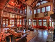 6BR/5BA Home in The Farm, Banner Elk, NC, 3 King Suites, Hot Tub, Pool Table, Views, Rustic Elegance