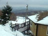 3BR Best Location on Beech Mountain, Ski In Ski Out, Multi-Mile Views, Lots of