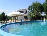 Villa near Gallipoli with pool, till 10 sleeps