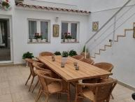 Villa Pilar Sitges villa rental, self catering villa Sitges, Walk to beach villa in Sitges Spain