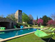 Villa Lourmarin large villa in Provence for rent, Lourmarin villa rental, villa