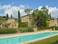 Villa Brunello Private Tuscan villa for eight guests with pool and views