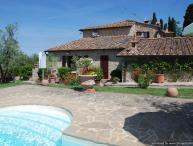 The Farm - The Parina Monterrigioni Villa rental in the Chianti region