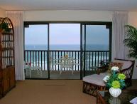 Tropical Island Feel! 2 BR Oceanfront Condo In The Del Mar Beach Club DMBC823