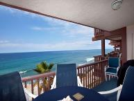 Ocean Front Top Floor condo Del Mar Beach Club DMBC841