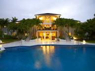 Situated high atop the picturesque Sandy Lane Estate