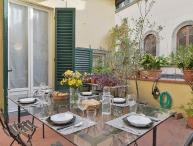 Vintage Apartment in Florence with Private Terrace - Terrazza Fiorentina